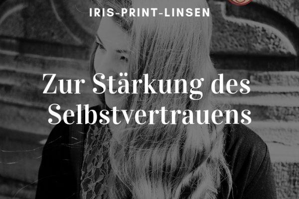 Iris Print Linsen